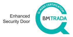 BM TRADA Enhanced Security Door Q-Mark