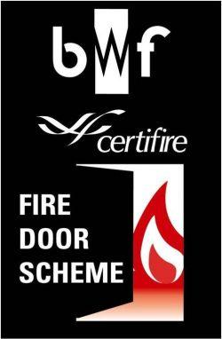 BWF-Certifire Fire Door Scheme logo